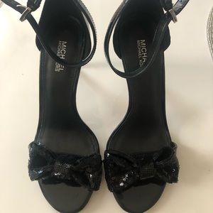 Michael Kors sandals heels size 6.